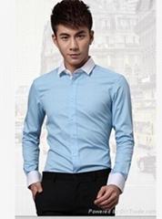 商务绅士男士衬衫