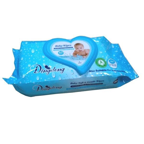 Skincare Baby Wipes 80 PCS 1