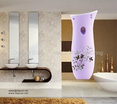 LCD Control -Vase Shape Stylish Decorative Air Freshener Dispenser