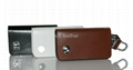 High quality leather car key case in stock 2