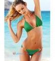 Green Triangle Bikini BIS648