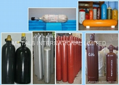 ISO9809-Seamless steel gas cylinder