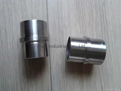 Stainless steel pipe connector joint parts