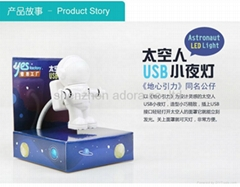 Spaceman min led lamp