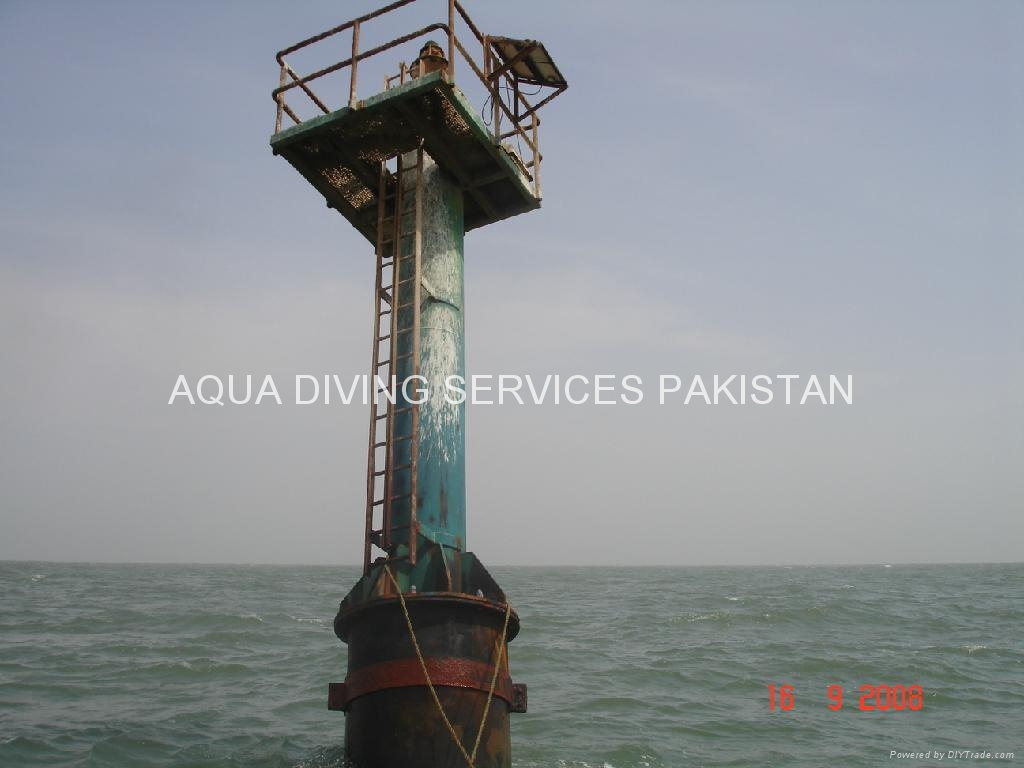 Buoy Inspection Diving Services  3