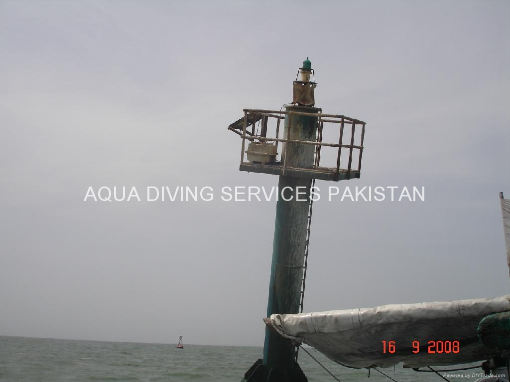 Buoy Inspection Diving Services  4
