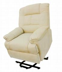 Massage lift chair
