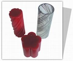 工藝蠟燭塑料模具