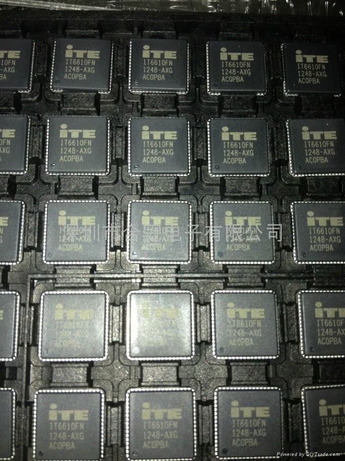 高性能单芯片HDMI转VGA转换器 1