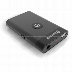 bluetooth audio transmitter and receiver