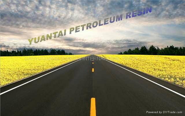 C5 Hydrocarbon Resin for road marking 1