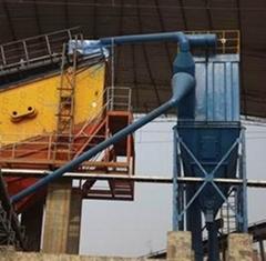 石料廠振動篩除塵器