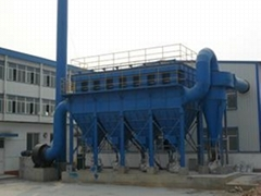 選礦廠除塵設備