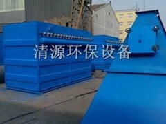 礦山濾筒除塵器