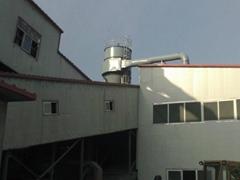 鐵選廠除塵設備