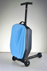 Business trolley suitcase