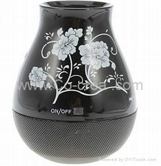 Porcelain Flower Pattern Speaker