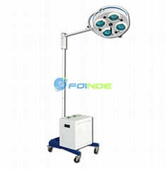 Apertured series operation lamp (stand type) AC/DC