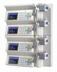 Double-channels Syringe Pump 500IIIA