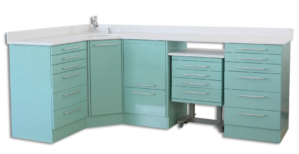 Fantastic Dentist Office Cabinet Design  NK Cabinet Builders Los Angeles  NK