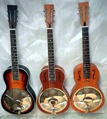 parlor resonator guitar