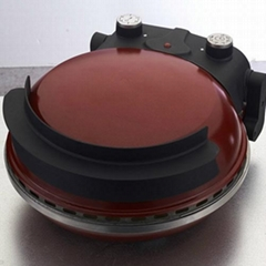 12 inches Stone Plate Electric Pizza Maker