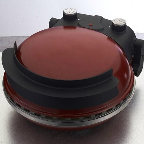 12 inches Stone Plate Electric Pizza Maker 1