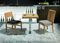 T545# Cafe table&chair