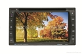 "6.2"" Double din Car DVD/MP4/USB/SD/GPS"