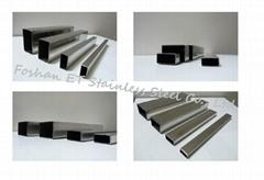 Welded Stainless Steel Rectangular Pipe
