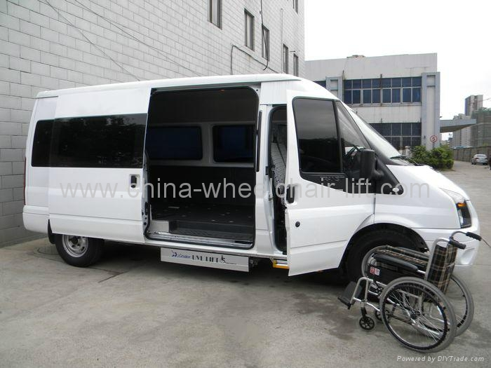 Van Wheelchair Lift Parts : Ce wheelchair lift for van wl uvl s xinder