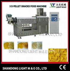 3D Pellet Snack Production Line (Double Layers Pellet) (Hot Product - 1*)