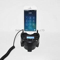 All Kit Car Cup Fm transmitter and car charger for iphone 5/5s/5c