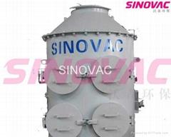 SINOVAC工業吸塵系統