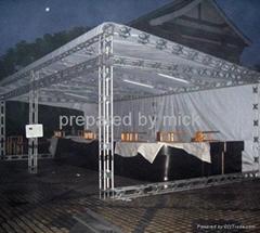 Exhibition truss