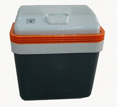 Thermoelectric cooler/wamer