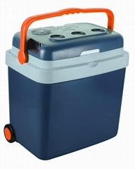 Electric portable mini fridge 33L