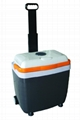 Electric portable mini fridge 28L