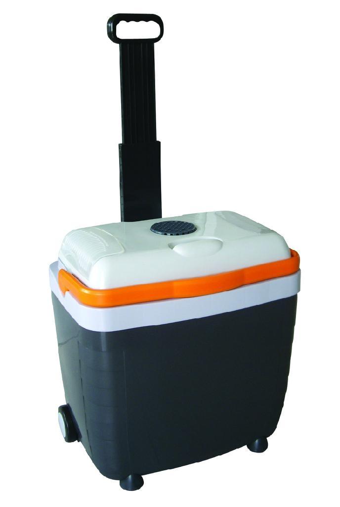Electric portable mini fridge 28L 1