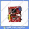 RGB to VGA converter board