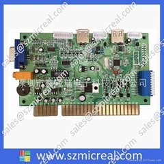 Jamma PCB Arcade for Playstation3 game console with VGA