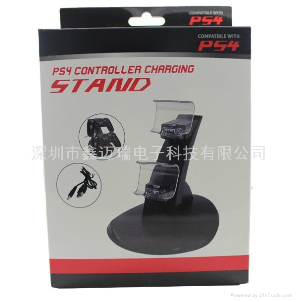 Wireless Charger for PC/XBOX1/PS3/PS4 game Controller 3