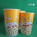 Paper Popcorn Bucket 2