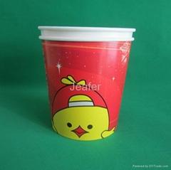 Paper chicken cup