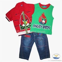 China supplier factory price summer children garment