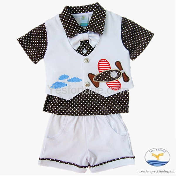 Infant & Toddlers Clothing factories in China 1