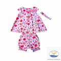 2014 flower girl factory carter's baby girl dress 1