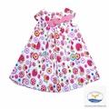 2014 flower girl factory carter's baby girl dress 2