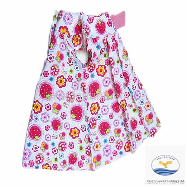 2014 flower girl factory carter's baby girl dress 5