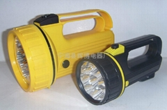 LED Flashlight,Plastic lamp
